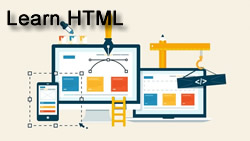 The HTML Training Course Image
